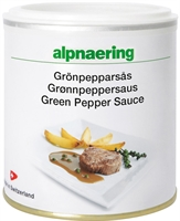 GRØNNPEPPERSAUS MINI